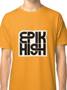 Epik High 3 Classic T-Shirt