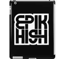Epik High 3 iPad Case/Skin