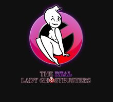 The REAL Lady Ghostbusters - Poster Women's Tank Top