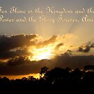 Thine Is the Kingdom ~ God Is King by SummerJade