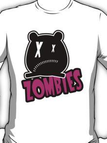 Critter Zombies Candy Pink T-Shirt