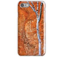 Bungle Trees and Rock Patterns iPhone Case/Skin