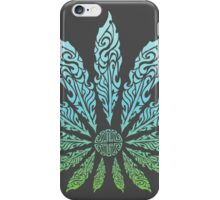 Feather Flower: Cool Reef iPhone Case/Skin