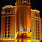 The Palazzo Hotel, Las Vegas, Nevada by Henry Plumley