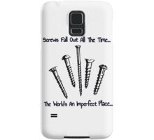Screws Samsung Galaxy Case/Skin