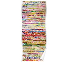 Lively Abstract by Allan Maticic Poster
