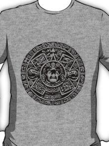 Meso-American Sun Face Tee T-Shirt