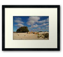 Telegraph Station, Eucla, Western Australia Framed Print