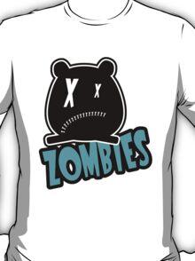 Critter Zombies Blue T-Shirt