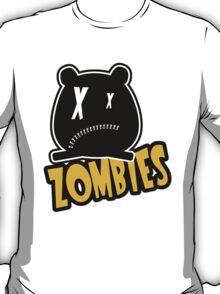 Critter Zombies Gold T-Shirt