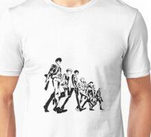 Psycho Pass Unit 1 Unisex T-Shirt