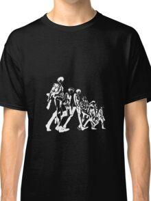 Psycho Pass Unit 1 (White) Classic T-Shirt