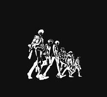 Psycho Pass Unit 1 (White) Unisex T-Shirt