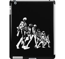 Psycho Pass Unit 1 (White) iPad Case/Skin