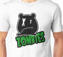 Critter Zombies Kelly Green Unisex T-Shirt
