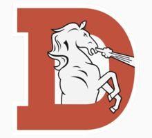 Denver Broncos Logo 1 Kids Clothes