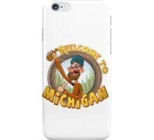 Pure Michigan iPhone Case/Skin