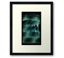 somnolent Framed Print