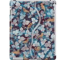 Birds in Blue iPad Case/Skin
