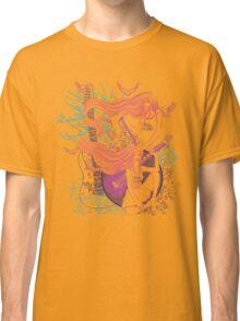 Music, Love, Peace (Color) Classic T-Shirt