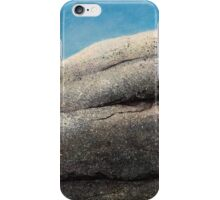 Ice Crystals at 30,000 feet iPhone Case/Skin