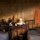 Ned Kelly Home - Ned's room by Hans Kawitzki