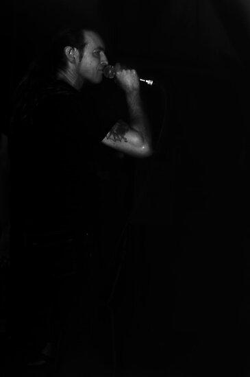 rock in black by paul erwin