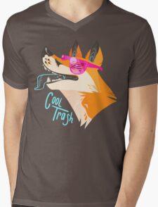 Cool Trash Mens V-Neck T-Shirt