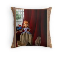 Princess Sofia Throw Pillow