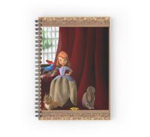 Princess Sofia Spiral Notebook