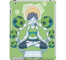 Get Fit - Green iPad Case/Skin