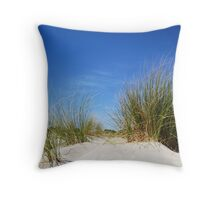 Aussie Summer, Quindalup, WA Throw Pillow
