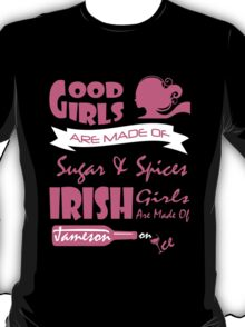 Good Girls Irish Girls T-Shirt