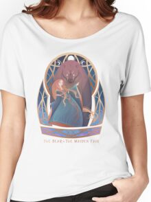 The Bear & The Maiden Fair Women's Relaxed Fit T-Shirt
