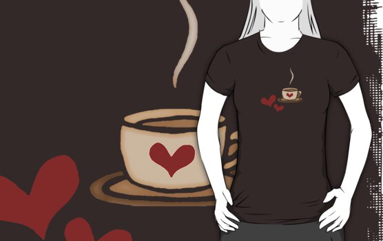 Coffee Love by Amy-lee Foley