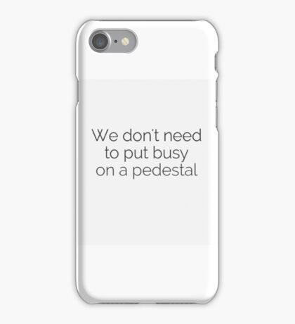 stress iPhone Case/Skin