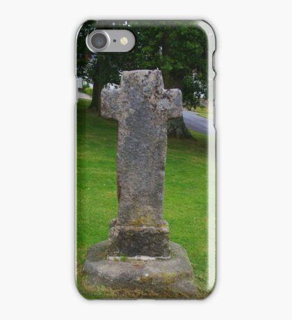 Village Cross iPhone Case/Skin