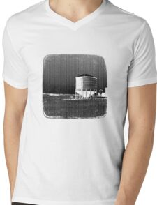 silo - TTV Mens V-Neck T-Shirt