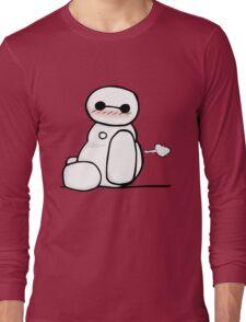 Beymax squeeker Long Sleeve T-Shirt