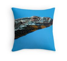 Chantilly and that tongue Throw Pillow