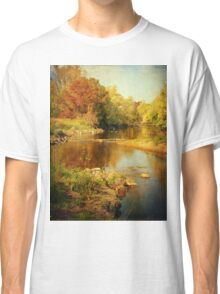 Fall Time at Rum River Classic T-Shirt
