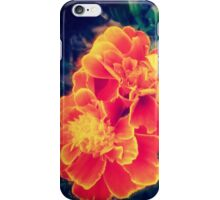 *Marigolds at Play* iPhone Case/Skin