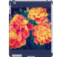 *Marigolds at Play* iPad Case/Skin