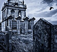 The Old Mausoleum by David Lewins