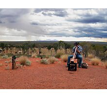 Truly outback Photographic Print