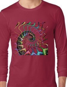 Synapse Life Long Sleeve T-Shirt