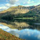 The High Stile Walk....Buttermere by Jamie  Green