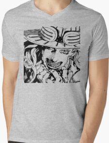 JoJo's Bizzare Adventure - Go! Go! Zeppeli Mens V-Neck T-Shirt