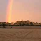 The Rainbow by Mike Paget