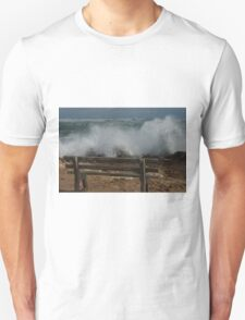 Seat with a view. Unisex T-Shirt